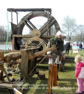 Ostern beim Wikinger- und Ritterspektakel in Berlins Norden
