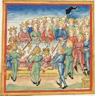 Der Adel im Mittelalter