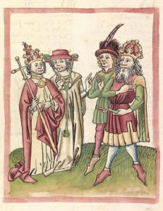 Der Klerus im Mittelalter