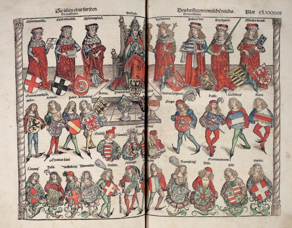 Die Ständeordnung im Mittelalter