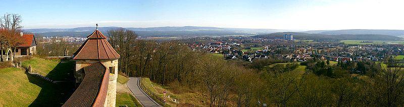 Altenburg und Bamberg