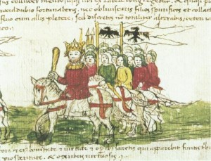 Friedrich I. Barbarossa - dritter Kreuzzug