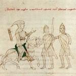 Richard Löwenherz wird gefangen genommen (um 1196)