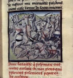 Schlacht bei Doryläum 1097