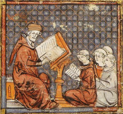 Universität im Mittelalter