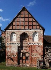 Burg Stargard - Burgkapelle