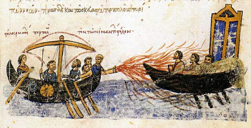 Griechisches Feuer