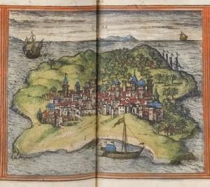 Kilwa um 1520