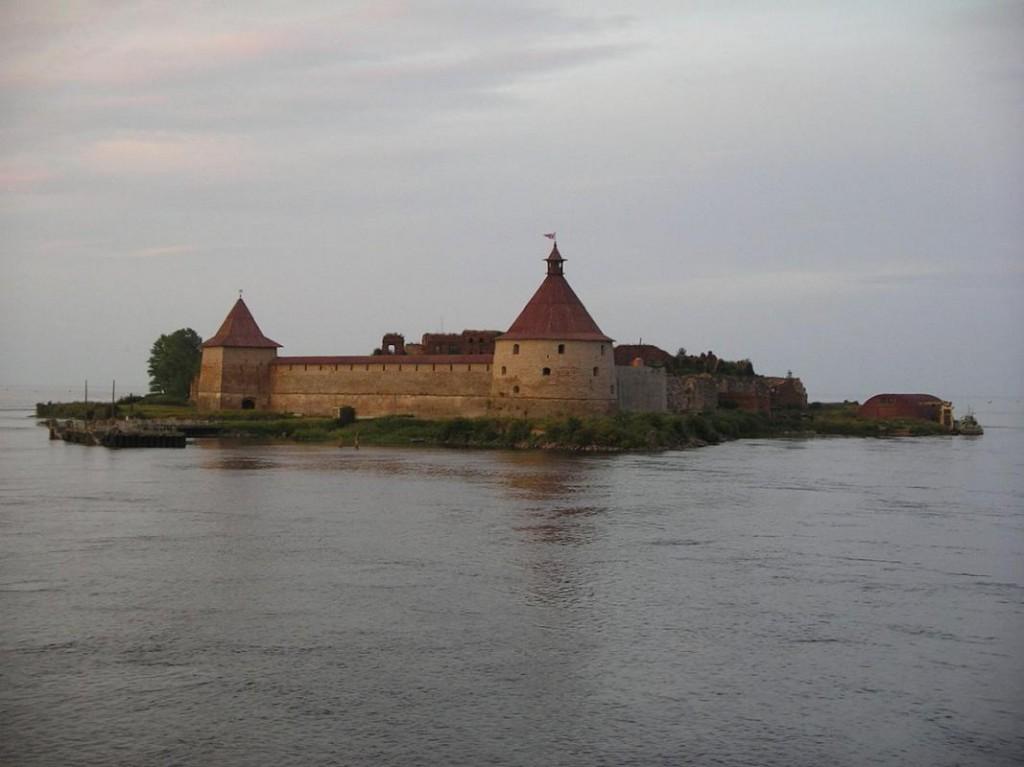Festung Schlüsselburg / Nöteborg