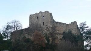 Burg Baden - Burgruine (Quelle: Wikipedia)
