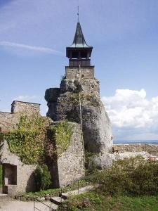 Burg Hohenstein - Bergfried