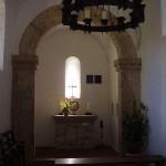Burg Hohenstein - Kapelle von innen