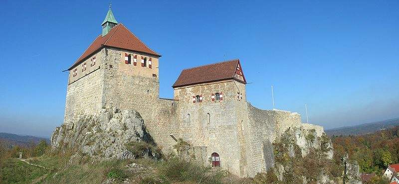 Burg Hohenstein - Panorama