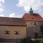Burg Hohenstein - Wächterhaus + Palas