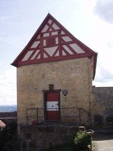 Burg Hohenstein - Wächterhaus