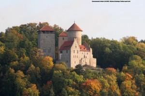 Titel: Burg Normannstein Foto: michael schnittger treffurt Original-Datei: Normannstein treffurt 02 10 2008 Lizenz: creativecommons.org/licenses/by-sa/3.0/deed.de (Quelle: Wikipedia)