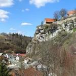 Burg Pottenstein - Burgberg