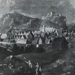 Burg Pottenstein - Ölgemälde Sebastian Förtsch
