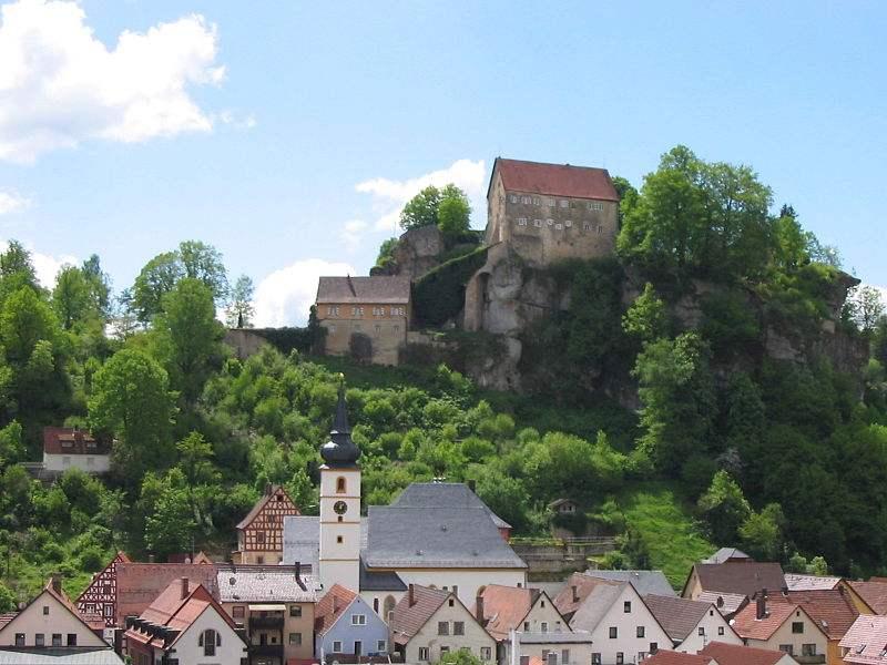 Burg Pottenstein