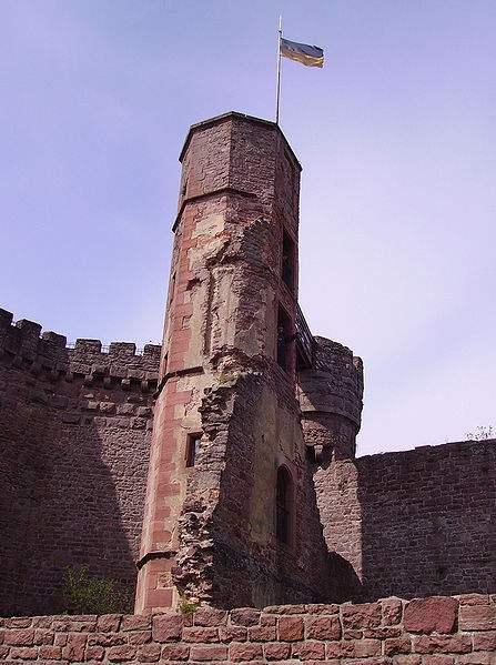 Burgturm Dilsberg