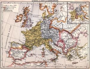 EuropaZurZeitDerKarolinger