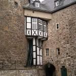 Schloss Hohenlimburg - Fachwerk