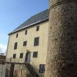 Burg Rockenberg - Hof