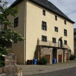 Burg Rockenberg - Wohnturm aus dem 14. Jahrhundert