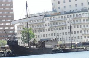 """Kogge """"Tvekamp af Elbogen"""" aus Malmö"""