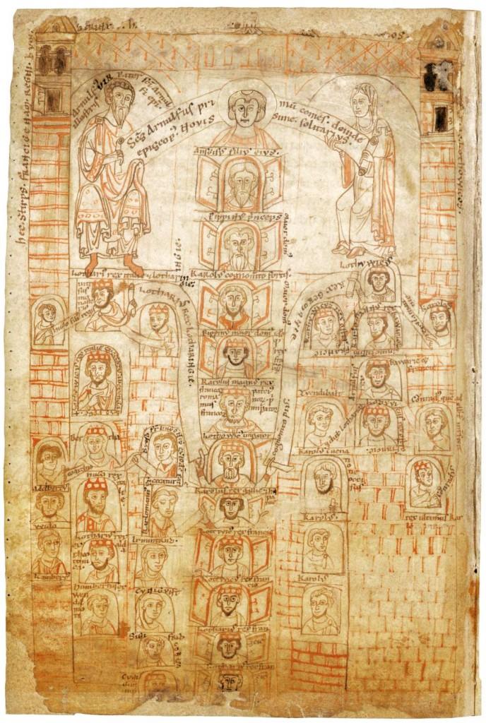 Die Karolinger – Teil 1