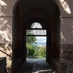 Leuchtenburg - Eingang