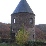 Burg Pyrmont - Rundturm
