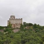 Burg Pyrmont - Suedostseite