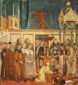 Krippenspiel - Franz von Assisi