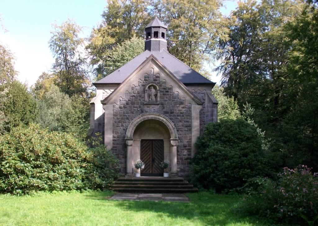 Benediktus Kapelle Höllinghofen