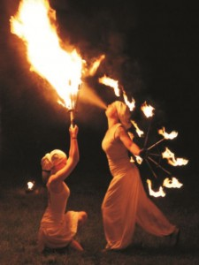 Feuerbild Britten Ausschnitt
