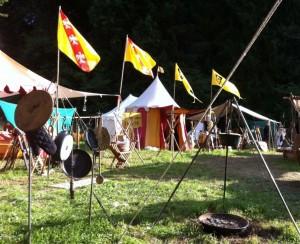 Lager Lorraine Medievale Kesseling