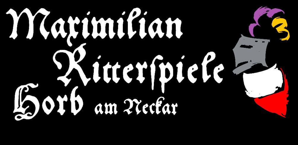 Ritterspektakel zu Ehren König Maximilians in Horb 2014