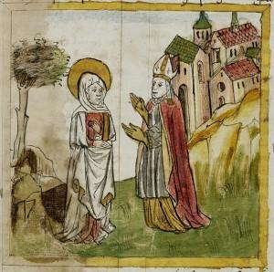 Wiborada und Salomo III.
