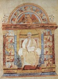 Evangelienbuch des Heiligen Augustinus (Quelle: zeno.org)