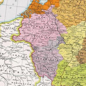 Giselbert, Herzog von Lothringen