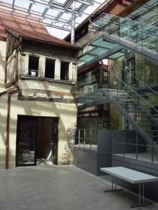 Humpisquartier Innenhof