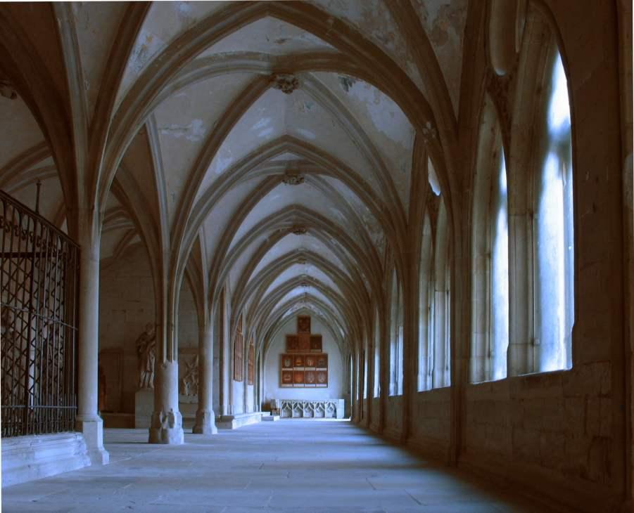Konstanz Münster Kreuzgang
