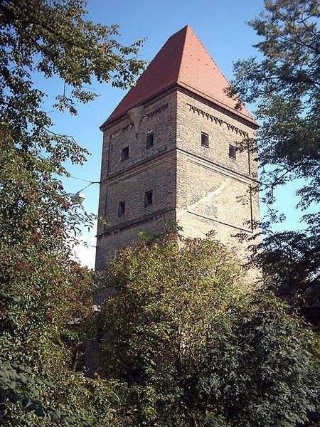 Vogeltor Augsburg