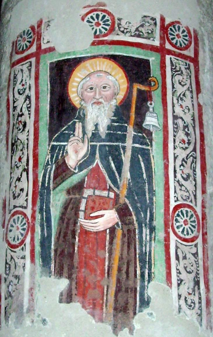 """Frühes Mittelalter – Christliche Mission (6. – 8. Jahrhundert) – Mönche aus """"Übersee"""""""