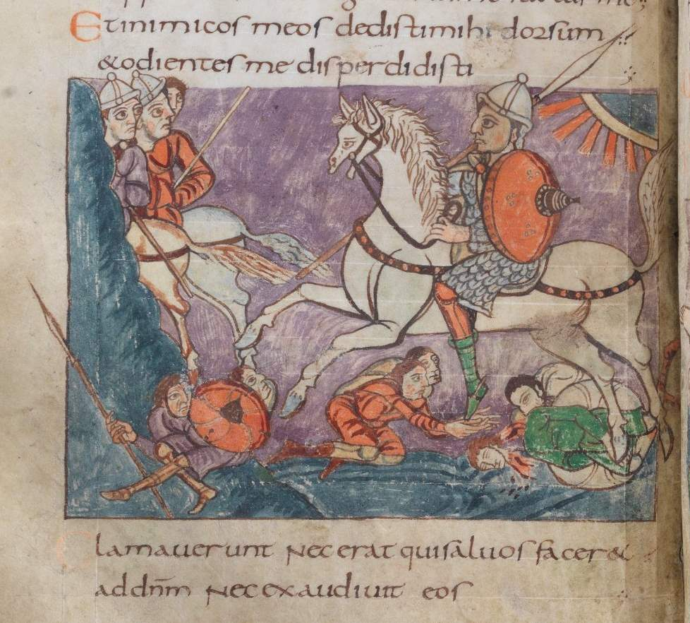 Frühes Mittelalter – Der fränkische Panzerreiter – ein neuer Kriegertyp (1. Hälfte 8. Jahrhundert)