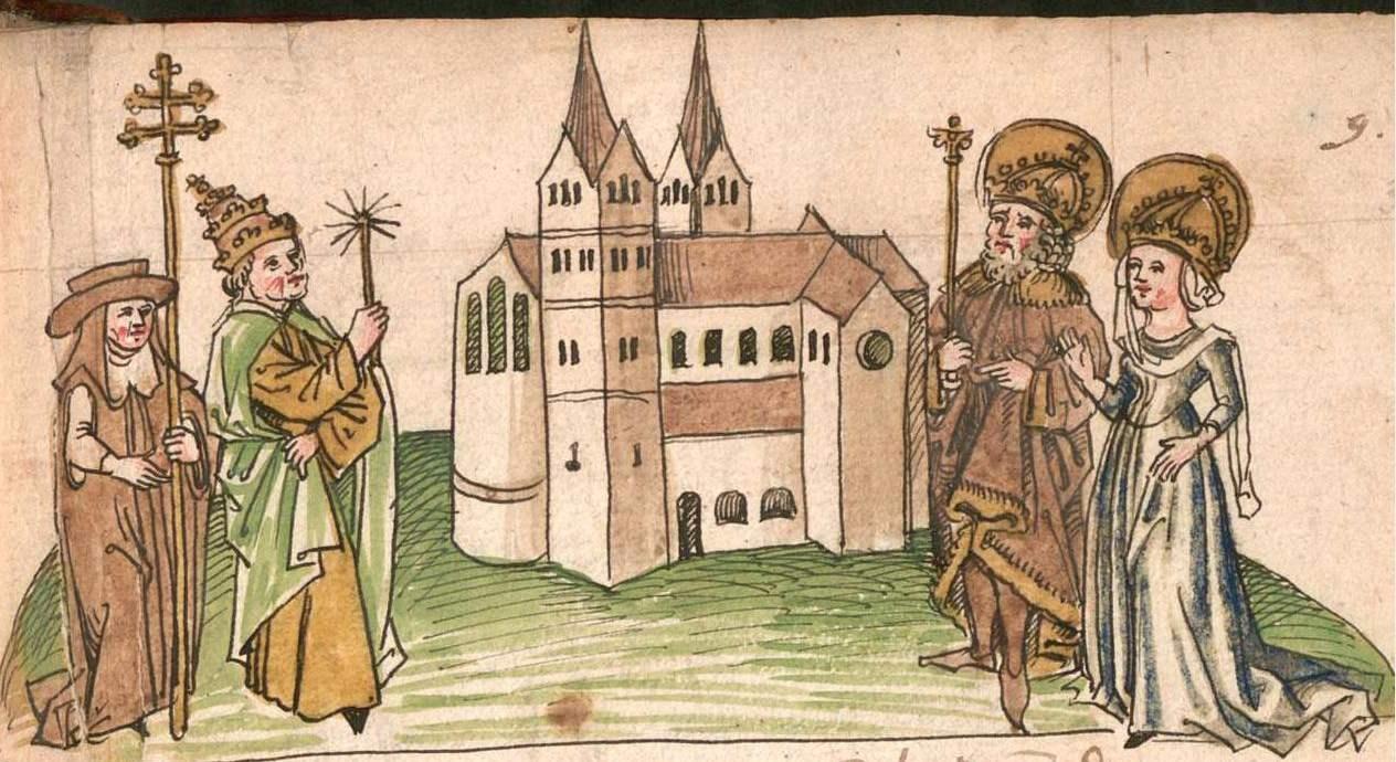 Krankheiten im Mittelalter – Hautkrankheiten (Ausschlag)