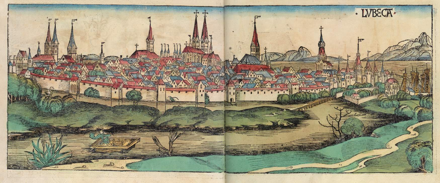 Die Hanse und ihr Beginn – Kaufmannshanse