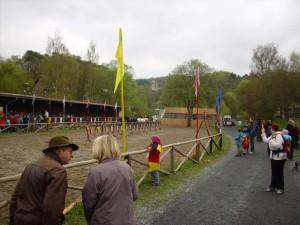 Turnierplatz Foto von Andreas von Herbishusen