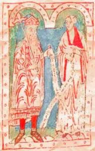 Alkuin (Quelle: Wikimedia)